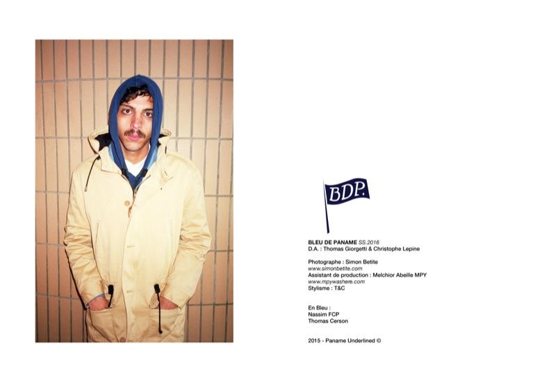 bleu de paname lookbook ss16-21