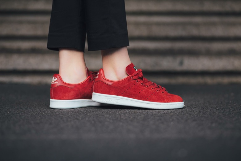 adidas stan smith red rita ora-3