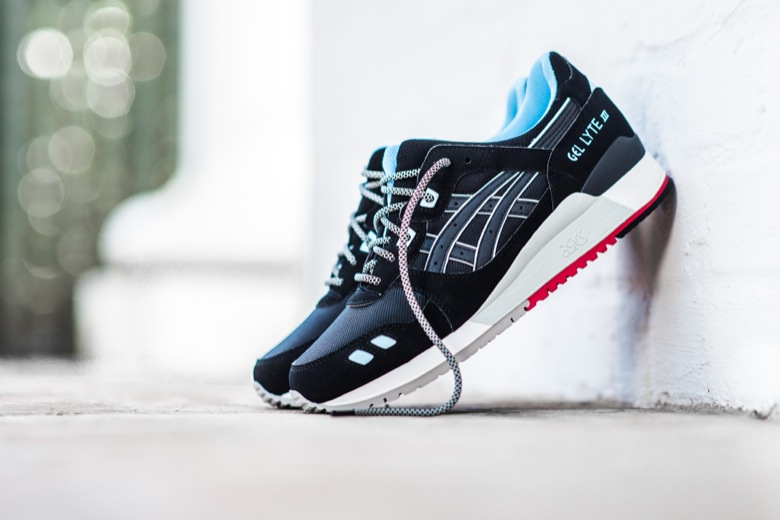 asics gel lyte 3 Black future