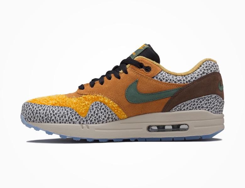 d212b410c9a Nike Air Max 1 Atmos Safari de retour - Sneakers.fr