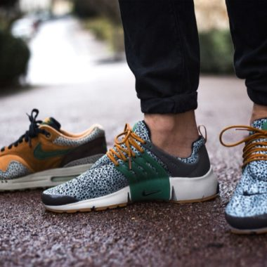 nike air presto SE QS safari atmos