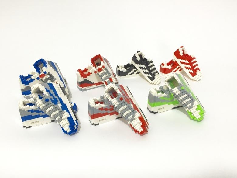sneakers lego