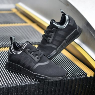 adidas NMD Runner triple black