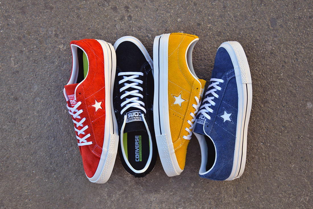 converse vs converse one star