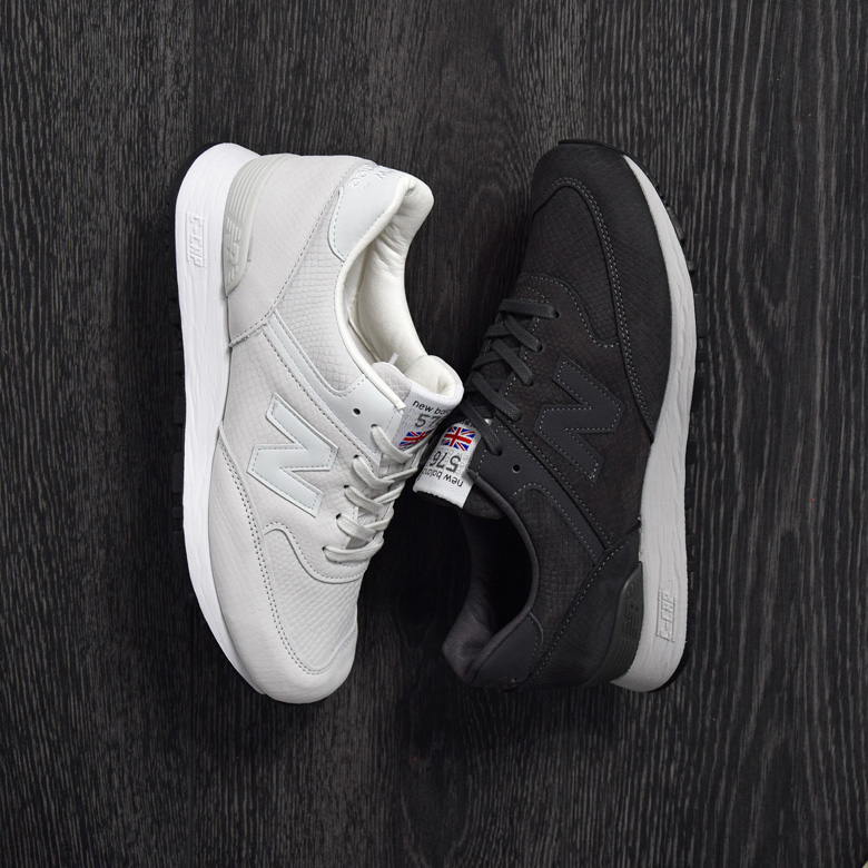 New Balance 576 Made in UK Reptile Leather