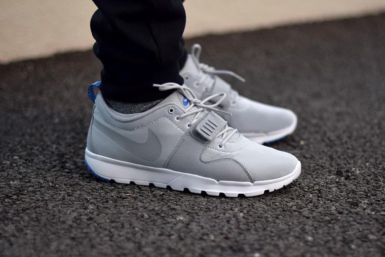 Nike Sb Trainerendor Gris