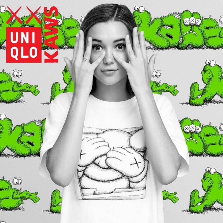 tee-shirts kaws uniqlo-11
