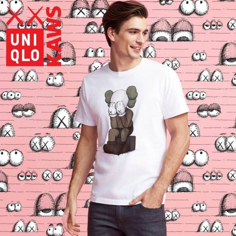 tee-shirts kaws uniqlo-12