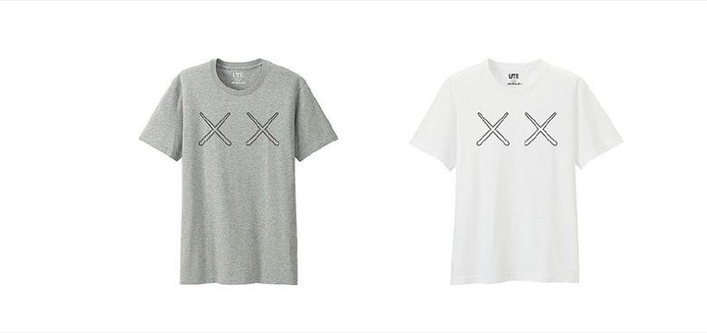 tee-shirts kaws uniqlo-3