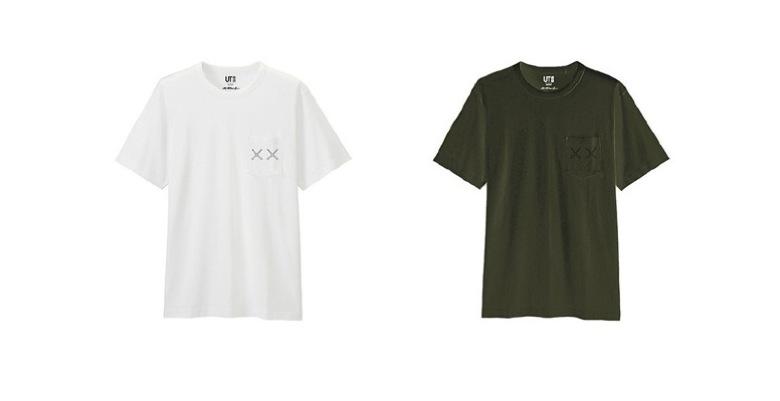 tee-shirts kaws uniqlo-4