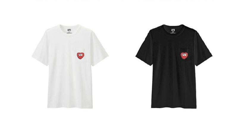tee-shirts kaws uniqlo-6