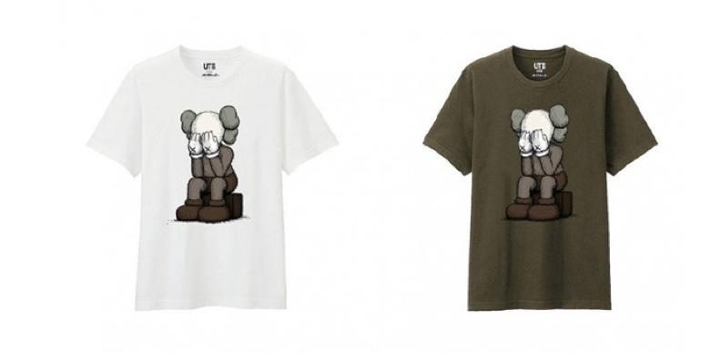 tee-shirts kaws uniqlo-7