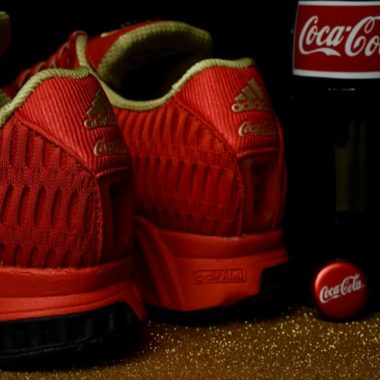 adidas clima cool coca cola sneakers