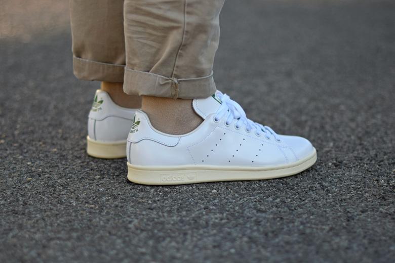 newest 9a66e 0fdf4 adidas Stan Smith par Nigo - Sneakers.fr