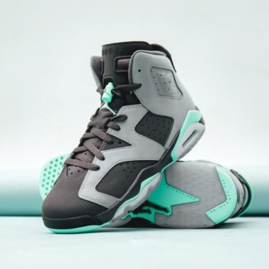 air jordan 6 GS Green Glow