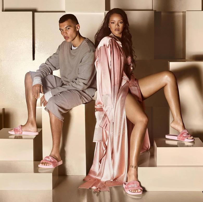 Puma Rihanna Prix Maroc