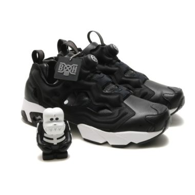 reebok fury bounty hunter atmos packer sneakers