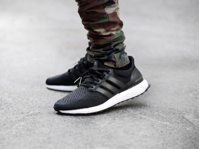 e13f6e435d6fe adidas Ultra Boost Gradient Black 2016 - Sneakers.fr