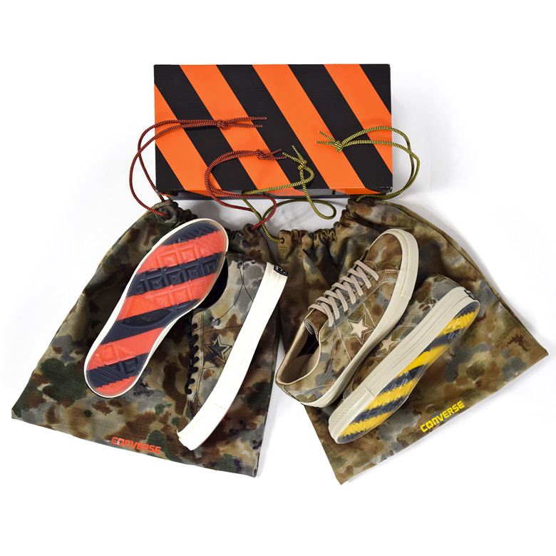 ca3dcbc33ef0 Converse First String CONS One Star  74 Brookwood Camo Pack ...