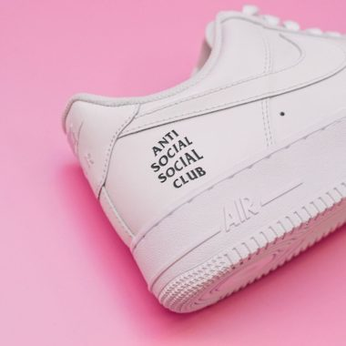 nike air force 1 anti social social club