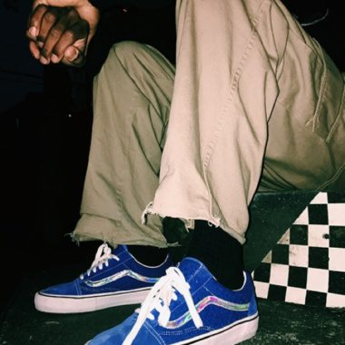 vans old skool supreme