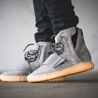 adidas yeezy boost 750 light grey gum