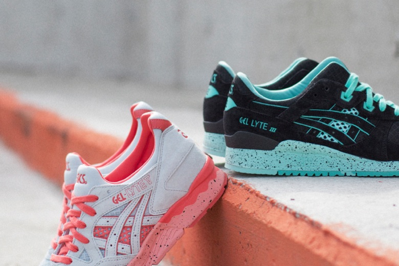 asics gel lyte v x foot locker exclusive