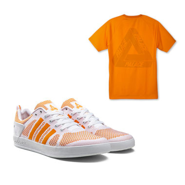 Palace Skateboards x Reebok 2013 Summer Collection | The