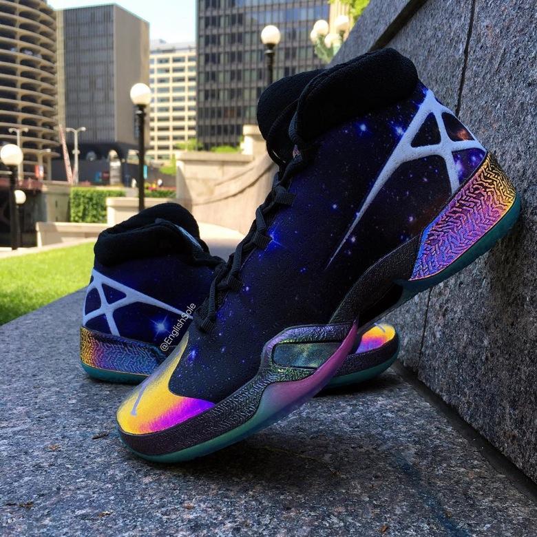 Air Jordan XXX Cosmos Quai 54