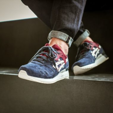 asics gel 3 heritage indian ink