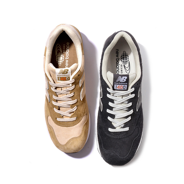 newest collection a41ec 90aa0 New Balance 1400 par Beams - Sneakers.fr