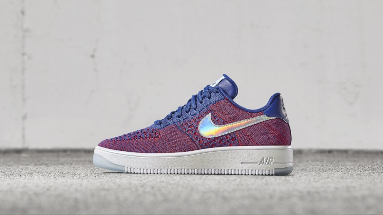 Force Nike 1 Ultra Air Usa Flyknit Low tdBrCsxhQ