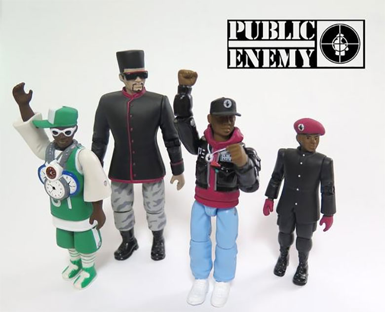 figurine public enemy