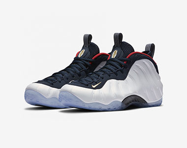 nike air foamposite olympic