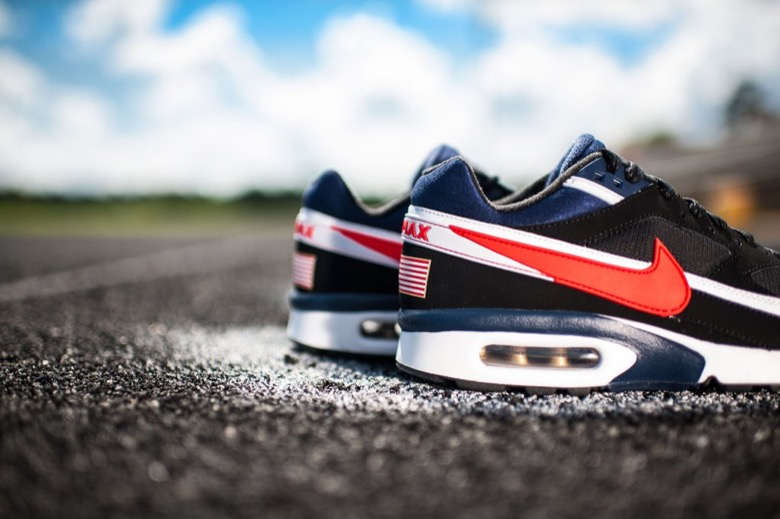 058b0aeb293 Nike Air Max BW Olympic USA - Sneakers.fr