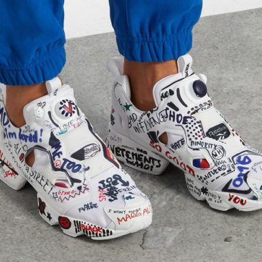 reebok fury vetements