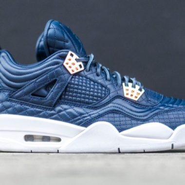 air jordan 4 pinnacle navy