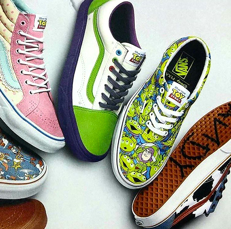collection vans