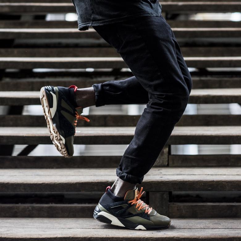 Puma Trinomic BOG Sock x Sneakerness