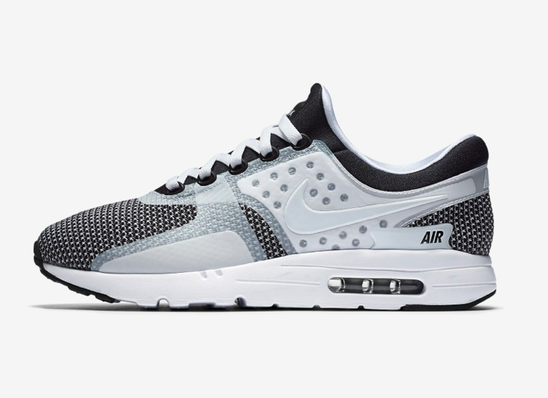 Nike Air Max Zero « Black & White »