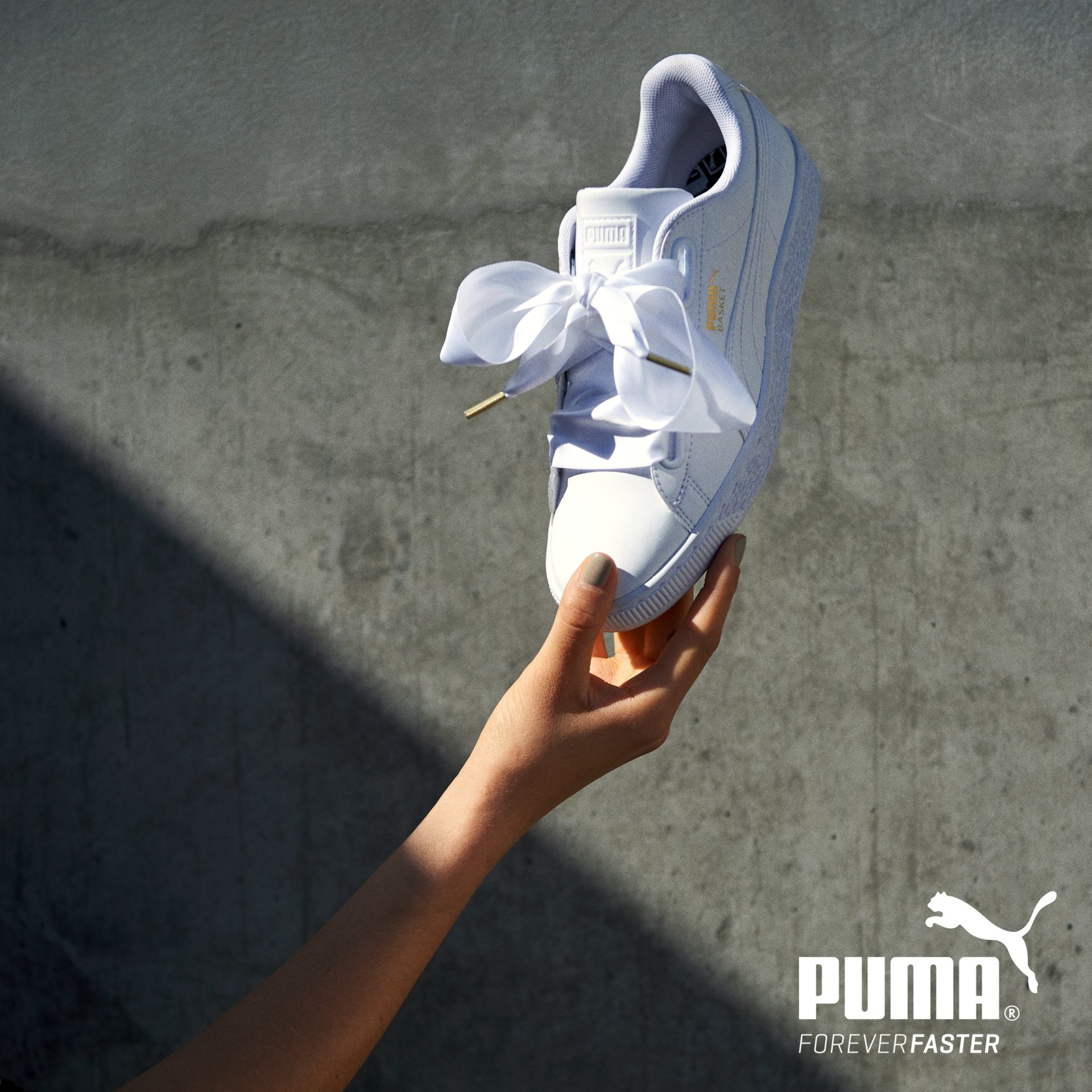 Basket Heart Puma