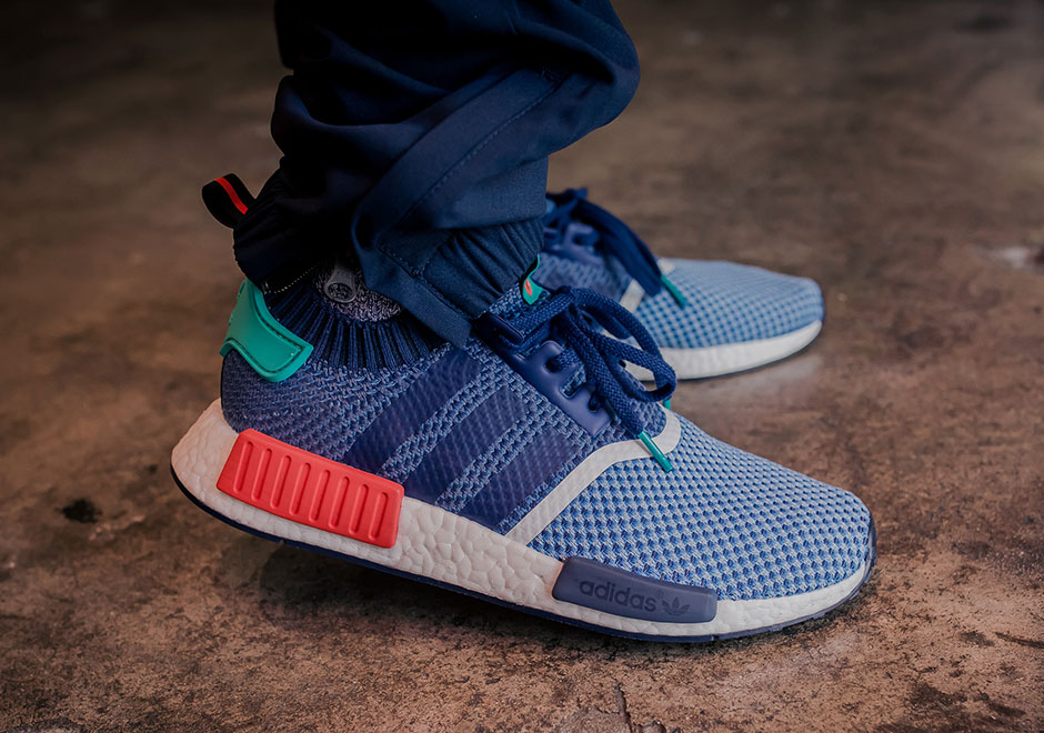 Adidas NMD R1 PK x Packer Shoes