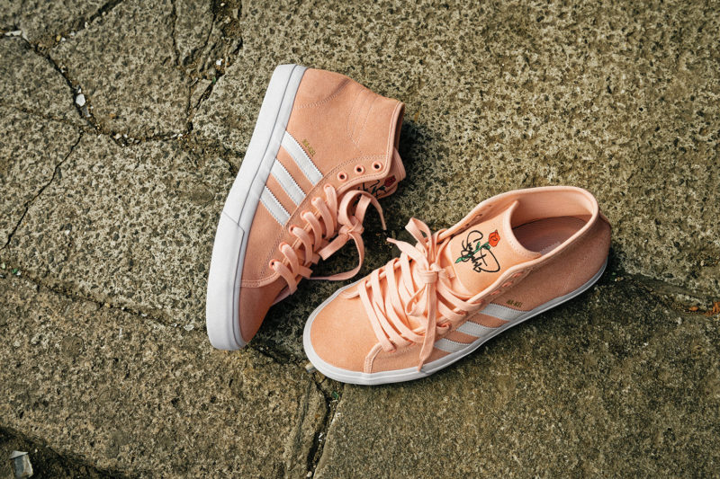adidas matchcourt na kel smith