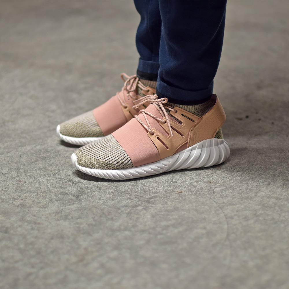 sneakers for cheap 16301 af041 L adidas Tubular Doom déclinée dans un joli coloris pour cet hiver.