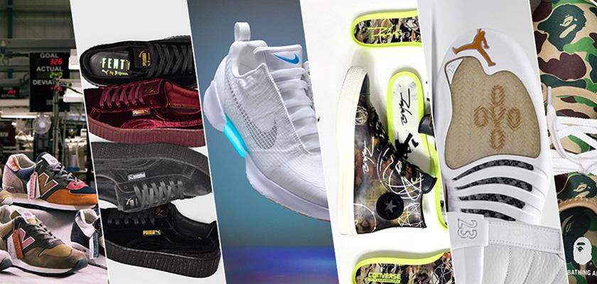 best of sneakers 2016