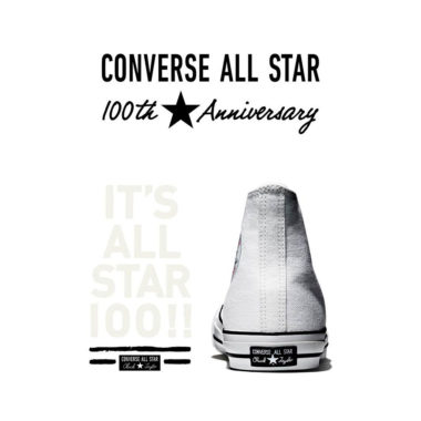 converse all star 100 ans