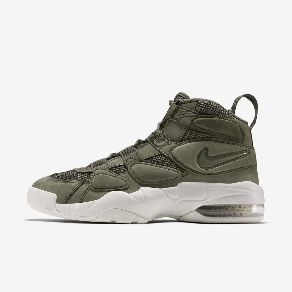 Collection Nike Air Max Uptempo Chaussuress « Urban Haze » Chaussuress Uptempo aafe94