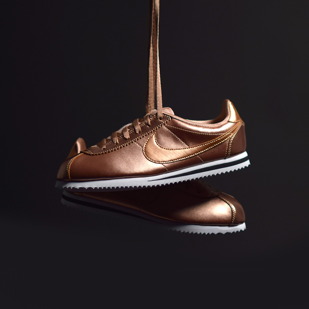 separation shoes 4a677 89d68 ... nike cortez metallic bronze