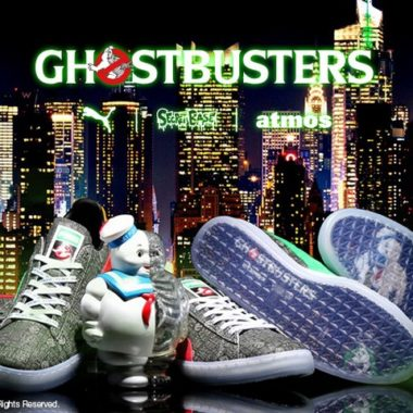 puma ghostbusters atmos secret base