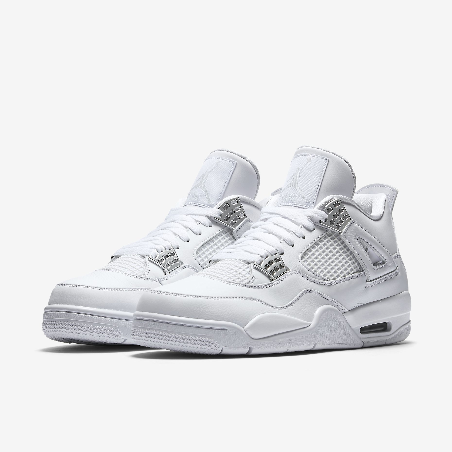 Air-Jordan-4-Retro-Pure Money-5